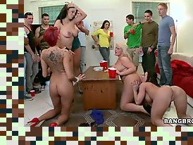 college party with pornstar